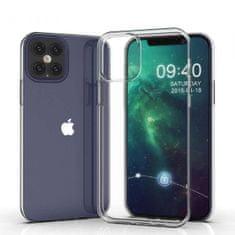Clear Case ovitek za iPhone 12 Pro, silikonski, prozoren