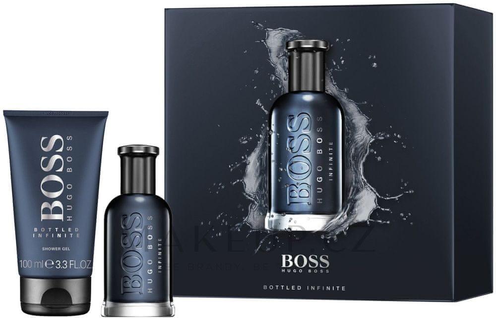 Hugo Boss Boss Bottled Infinite - EDP 50 ml + sprchový gel 100 ml