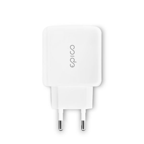 EPICO 18W QC 3.0 Charger (2020) 9915111100016, fehér