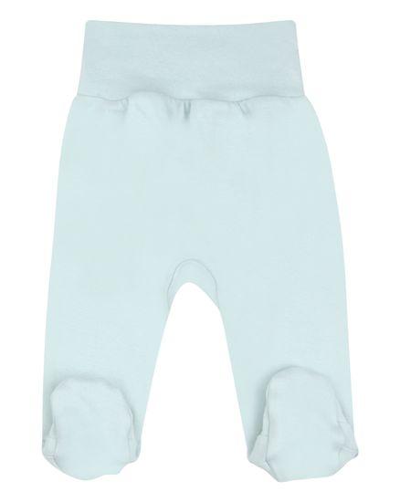 Nini hlače sa stopalima za djevojčice od organskog pamuka ABN-2208