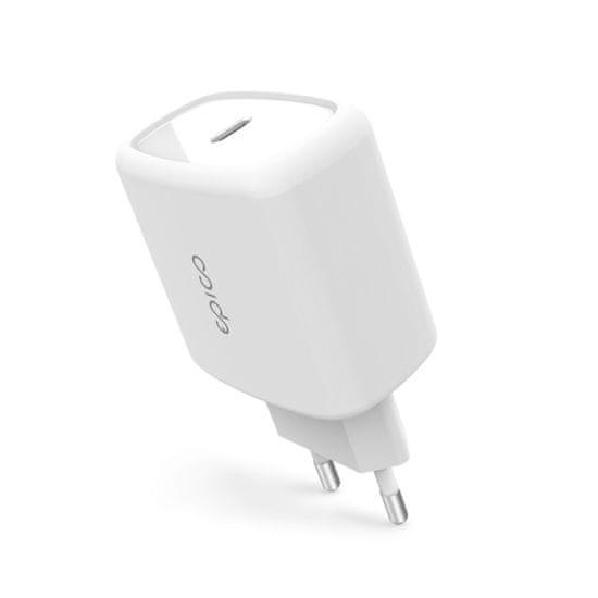 EPICO 20W USB-C PD Charger 9915111100033, biela