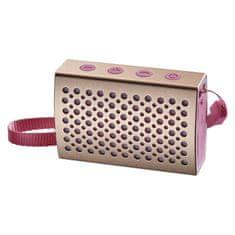 Emos Bluetooth reproduktor TIFFY, růžový