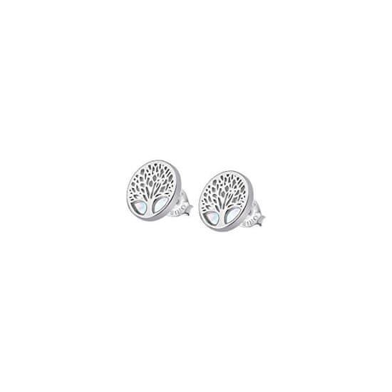 Lotus Silver Piękne srebroKolczyki dla kobiet Tree of Life LP1678-4 / 1