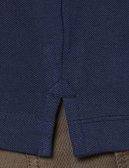 s.Oliver Moška polo triko 13.011.35.2765.5794 Dark Blue
