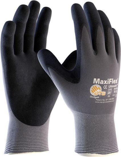 ATG Pracovní rukavice ATG MaxiFlex Ultimate - 8 (M)