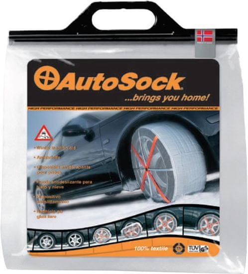 Autosock 66 – textilní sněhové řetězy pro osobní auta