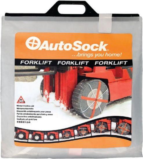 Autosock AF32 – textilní sněhové řetězy pro vysokozdvižné vozíky