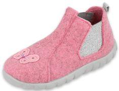 Befado lány magasszárú házicipő Flexi 546P024, 20, rózsaszín