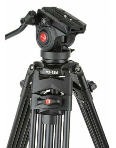 Viltrox Viltrox VX-18M Video statív s hlavou