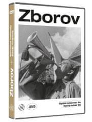 Zborov (DIGITÁLNĚ RESTAUROVANÝ FILM - 2DVD) - DVD