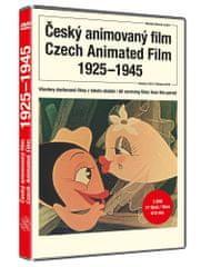 Český animovaný film 1925-1945 (3DVD, 77 filmů) - DVD