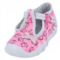 Befado 110P376 Speedy papuče za djevojčice, roza, 21