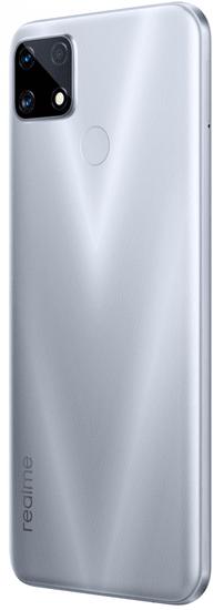 realme 7i, 4GB/64GB, Glory Silver