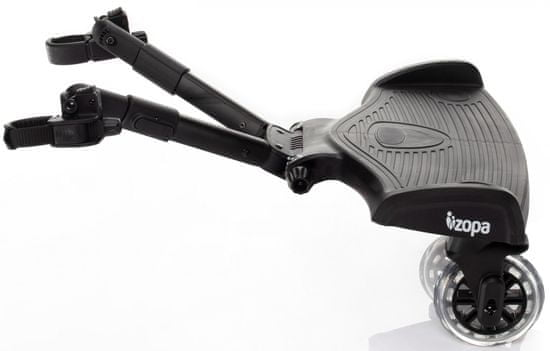 ZOPA stopnička za otroški voziček Segboard black