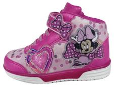 Disney lány tornacipő Minnie D3010074S, 28, rózsaszín