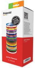 POLAROID 3D PLA Náplně 20 barev + 2 Deluxe Silk zdarma