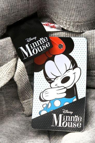 "SETINO Dekliška trenirke ""Minnie Mouse"" - siva"