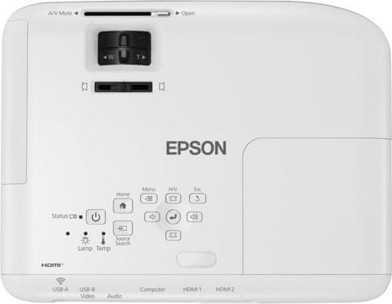 Epson EB-FH06 3LCD FHD projektor, 3500 lm