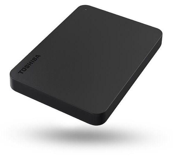 TOSHIBA Canvio Basics USB-C 1TB (HDTB410EKCAA)