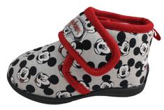 Disney D2010026T Mickey Mouse fantovski copati, sivi, 29