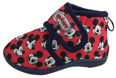Disney D2010026T_1 Mickey Mouse fantovski copati, rdeči, 26