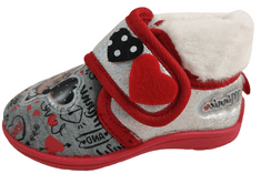 Disney lány papucs Minnie D3010105T, 24, piros