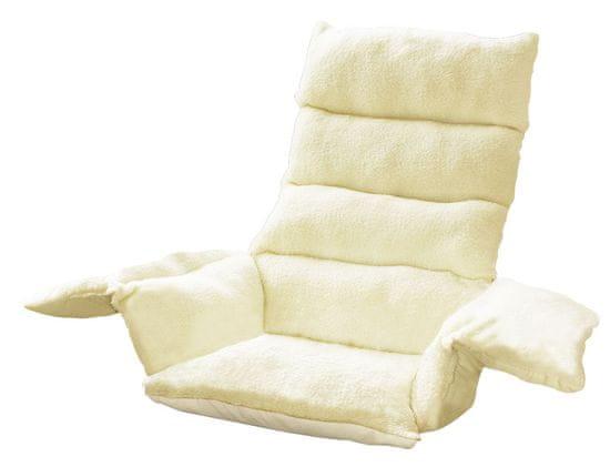HomeLife Relaxační podsedák s opěrkami, samostatně