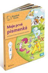 Albi KÚZELNÉ ČÍTANIE Kniha Moje prvé písmenká SK