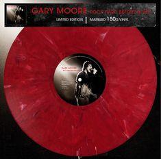 Moore Gary: Rock Hard Before Blues - LP