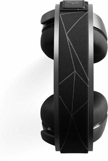 SteelSeries Arctis 7 (2019 Edition), černá (61505)