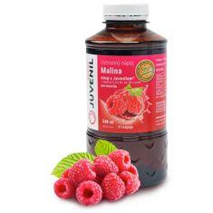 Juvenil ochranný nápoj Juvenil, celková imunita, sirup malina