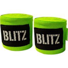 Blitz BLITZ Bandáže 3m - neo zelené
