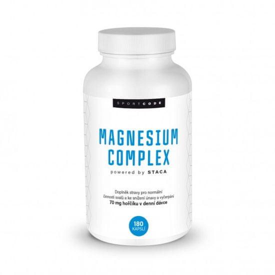 SPORT CODE MAGNESIUM COMPLEX 180 kapslí