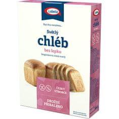 LABETA a.s. Chlieb svetlý bezlepkový 500 g