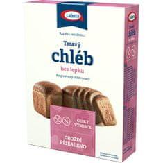 LABETA a.s. Chléb tmavý bez lepku 500 g