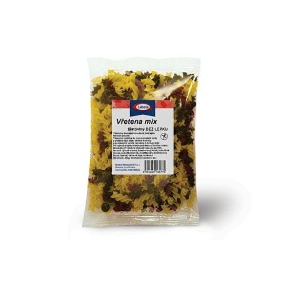 LABETA a.s. Těstoviny - Vřetena mix bez lepku 250 g