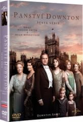 Panství Downton 6. série (4DVD) - DVD