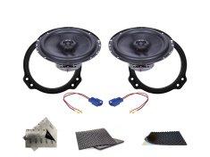 Audio-system SET - zadní reproduktory do Suzuki Vitara (2015-)- Audio System MXC