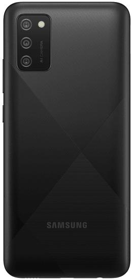 Samsung Galaxy A02s mobilni telefon, 3GB/32GB, črn