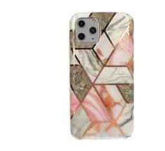 Glam ovitek za Samsung Galaxy S20, silikonski, roza