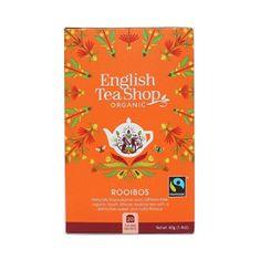 English Tea Shop Čistý Rooibos BIO 20 vrecúšok