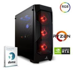mimovrste=) Gamer Supreme namizni računalnik (ATPII-PF7G-7851-7868) + 1 leto Panda Dome Essential