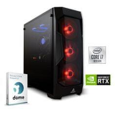 mimovrste=) Gamer Supreme namizni računalnik (ATPII-PF7G-7855-7870) - Odprta embalaža