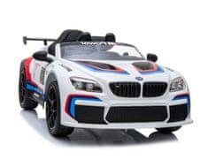 Aku BMW M6 GT3 avto na akumulator