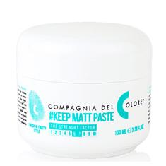 Compagnia Del Colore Tvarující pasta na vlasy s matným efektem Keep Matt Paste 100 ml