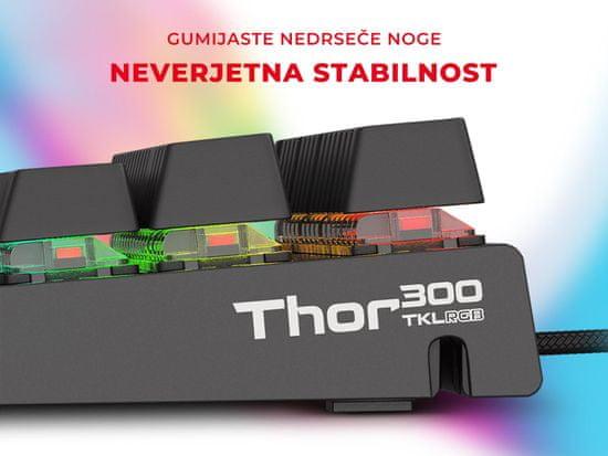 Genesis Thor 300 TKL RGB mehanska tipkovnica