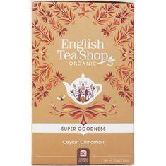English Tea Shop Cejlónska škorica BIO 20 vrecúšok