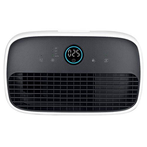 Black+Decker Filtr powietrza BXAP350E, lampa UVC, 80m2, Filtr powietrza BXAP350E, lampa UVC, 80m2