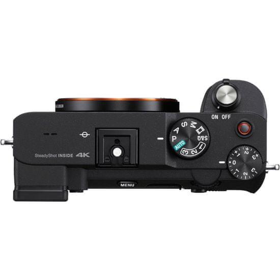 Sony ILCE-7C fotoaparat, ohišje