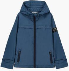 Ecoalf kurtka chłopięca Dalven Nautic 122 - 128 niebieska
